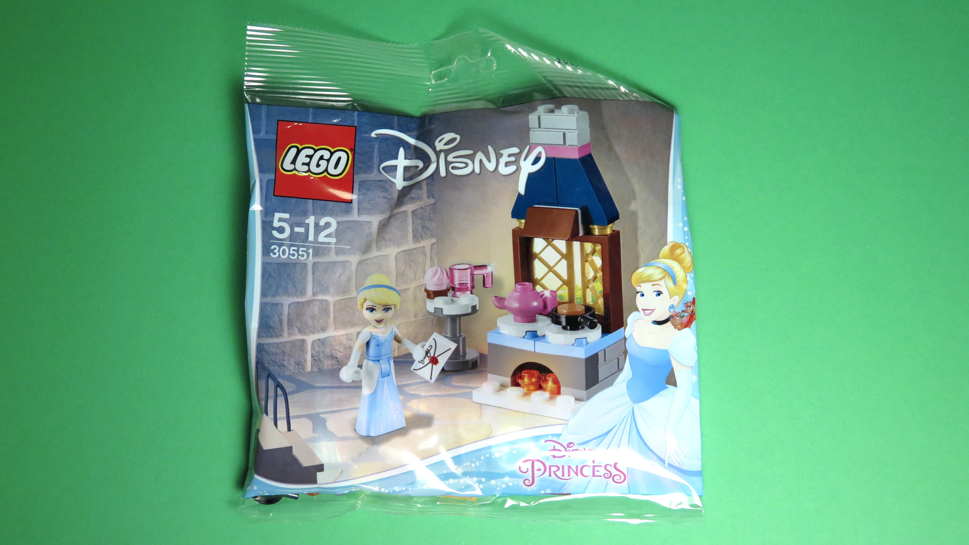 LEGO® Disney Princess 30551 Polybag | © 2017 Brickzeit