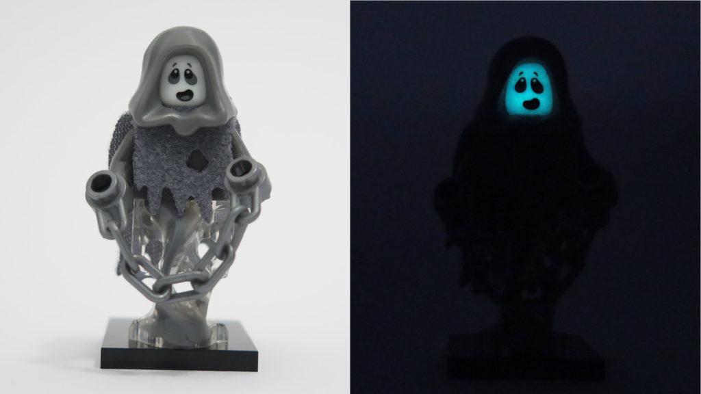 LEGO® Minifiguren Serie 14 - Geist in Ketten | © 2017 Brickzeit