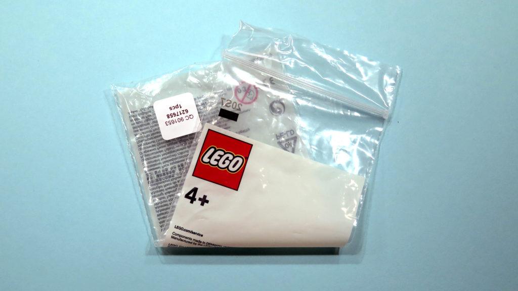 LEGO NINJAGE 30428 Green Ninja Mech Dragon Verpackung | ©2017 Brickzeit