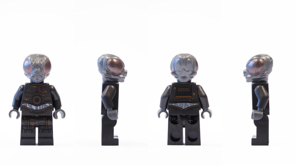 LEGO® Star Wars™ 75167 4-LOM™ | © 2017 Brickzeit