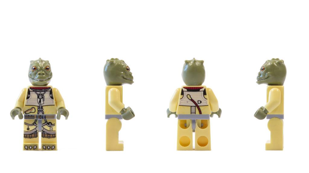 LEGO® Star Wars™ 75167 Bossk™ | © 2017 Brickzeit