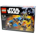 LEGO® Star Wars™ 75167 Bounty Hunter Speeder Bike™ Battle Pack Packung | © 2017 Brickzeit