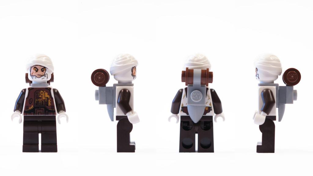LEGO® Star Wars™ 75167 Dengar™ | © 2017 Brickzeit