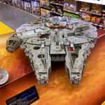 LEGO® Star Wars™ 75192 UCS Millennium Falcon™ am Force Friday Bild 1 | ©2017 Brickzeit