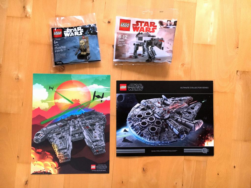 LEGO Star Wars Geschenke am Force Friday 2017 | © 2017 Brickzeit
