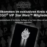 Schwarze LEGO® VIP Karte Ankündigung Beitragsbild | © LEGO