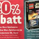 "Toys""R""Us Star Wars™ Tage Rabatt | © 2017 Brickzeit"