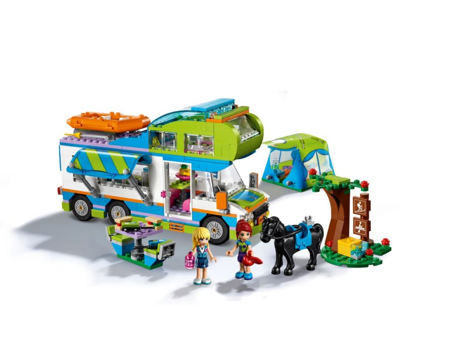 41339 LEGO® Friends Mias Wohnmobil Produkt in Aktion | © LEGO Gruppe