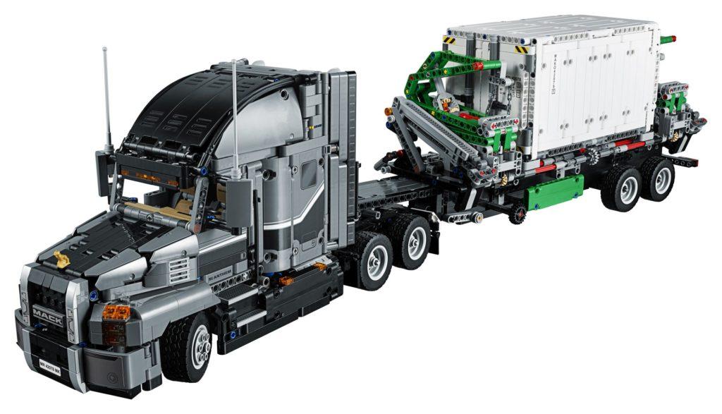 42078 LEGO® Technic Mack Anthem Produkt | © LEGO Gruppe
