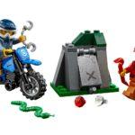 60170 LEGO City Offroad-Verfolgungsjagd Produkt | © LEGO Gruppe