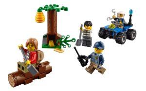 60171 LEGO City Verfolgung durch die Berge Produkt | © LEGO Gruppe