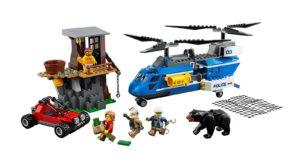 60173 LEGO City Festnahme in den Bergen Produkt | © LEGO Gruppe