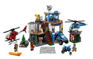 60174 LEGO City Hauptquartier der Bergpolizei Produkt | © LEGO Gruppe