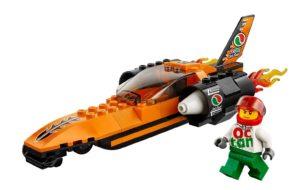 60178 LEGO City Raketenauto Produkt | © LEGO Gruppe