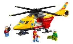 60179 LEGO City Rettungshubschrauber Produkt | © LEGO Gruppe