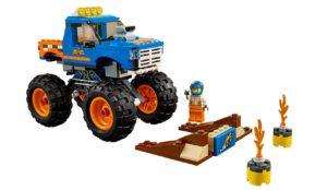 60180 LEGO City Monster-Truck Produkt | © LEGO Gruppe