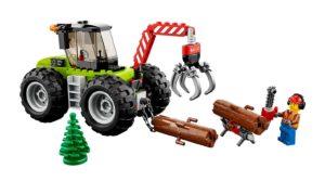 60181 LEGO City Forsttraktor Produkt | © LEGO Gruppe