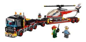 60183 LEGO City Schwerlasttransporter Produkt | © LEGO Gruppe