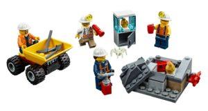 60184 LEGO City Bergbauteam Produkt | © LEGO Gruppe