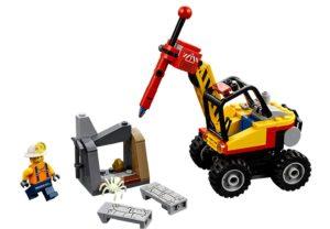 60185 LEGO City Power-Spalter für den Bergbau Produkt | © LEGO Gruppe