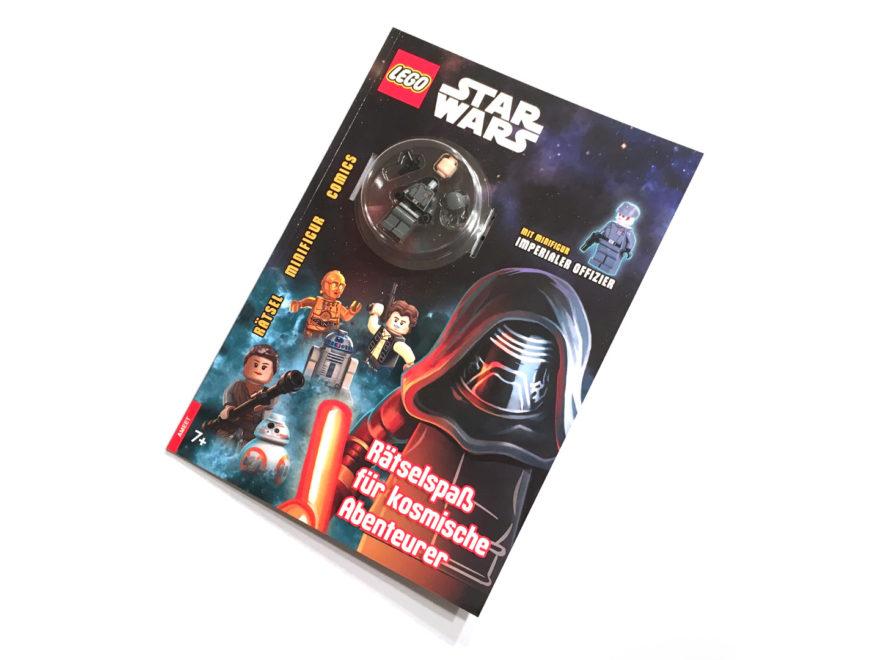 LEGO® Star Wars™ Rätselspaß für kosmische Abenteurer vom AMEET® Verlag | © 2017 Brickzeit