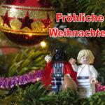 Frohe Weihnachten | ©2017 Brickzeit
