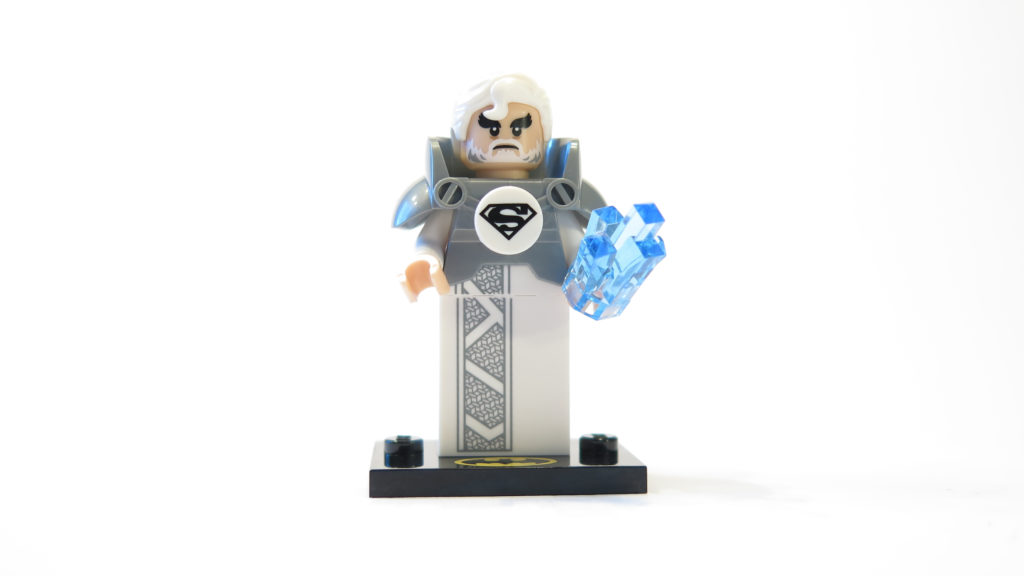 The LEGO Batman Movie 71020 Minifiguren Serie 2 - Jor-El angezogen | ©2017 Brickzeit
