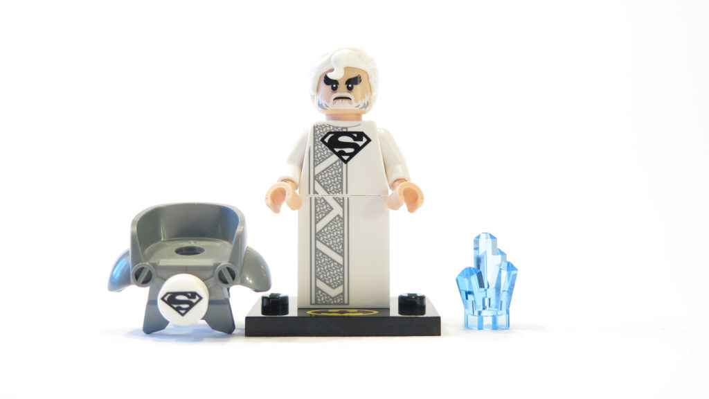 The LEGO Batman Movie 71020 Minifiguren Serie 2 - Jor-El | ©2017 Brickzeit