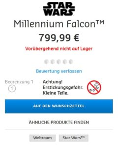 lego-star-wars-75192-ucs-millennium-falcon-sold-out-11-12-2017-brickzeit