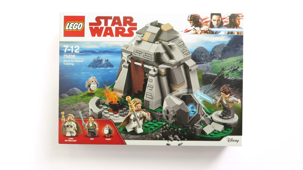 LEGO® Star Wars™ 75200 Ahch-To Island Training Packung | ©2017 Brickzeit