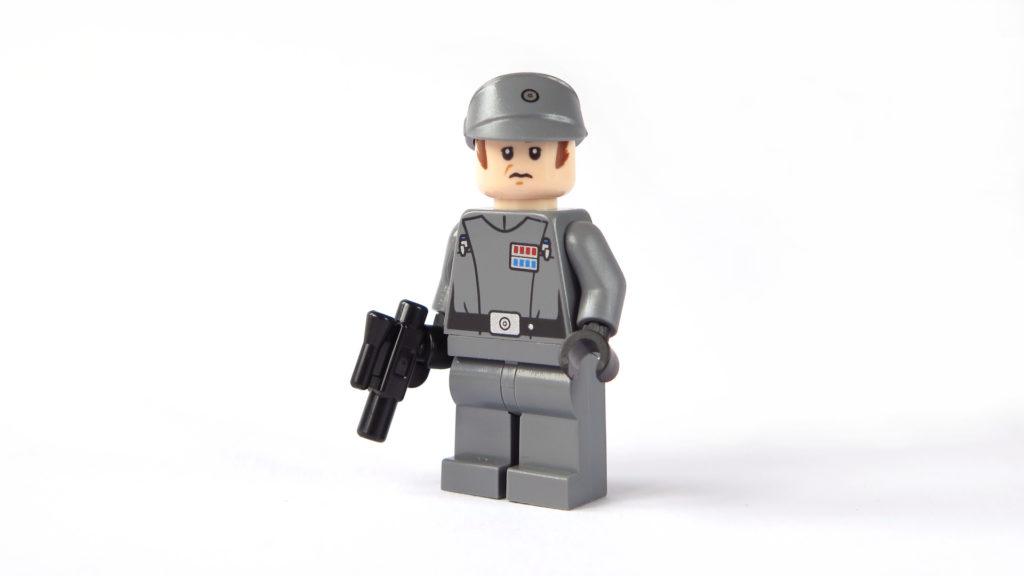 Imperialer Offizier aus Tür 17 vom LEGO® Star Wars™ Adventskalender 2017 | © 2017 Brickzeit