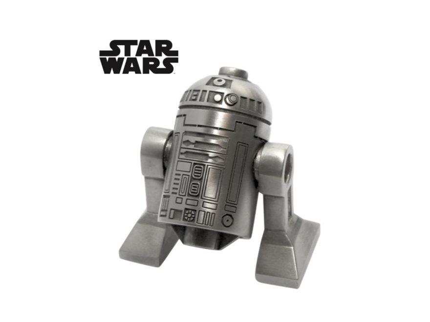 LEGO® Star Wars™ R2-D2™ aus Platin | © LEGO Gruppe