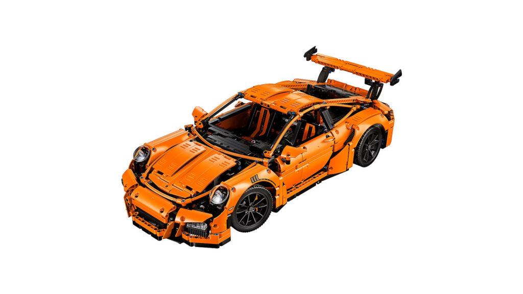 LEGO® Technic 42056 Porsche 911 GT3 RS | © 2017 LEGO Gruppe