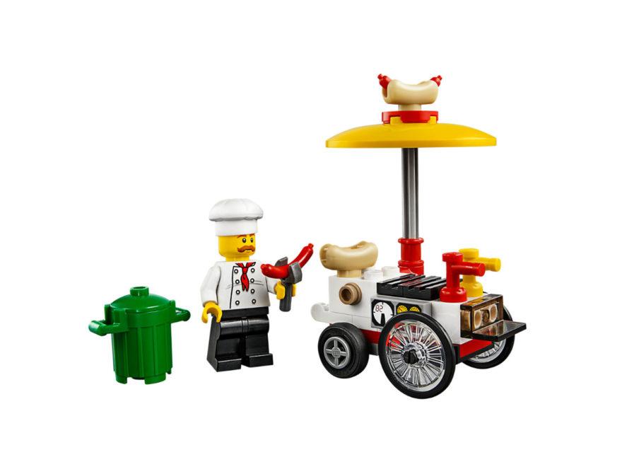 LEGO® City 30356 Hotdog-Wagen | © LEGO Gruppe
