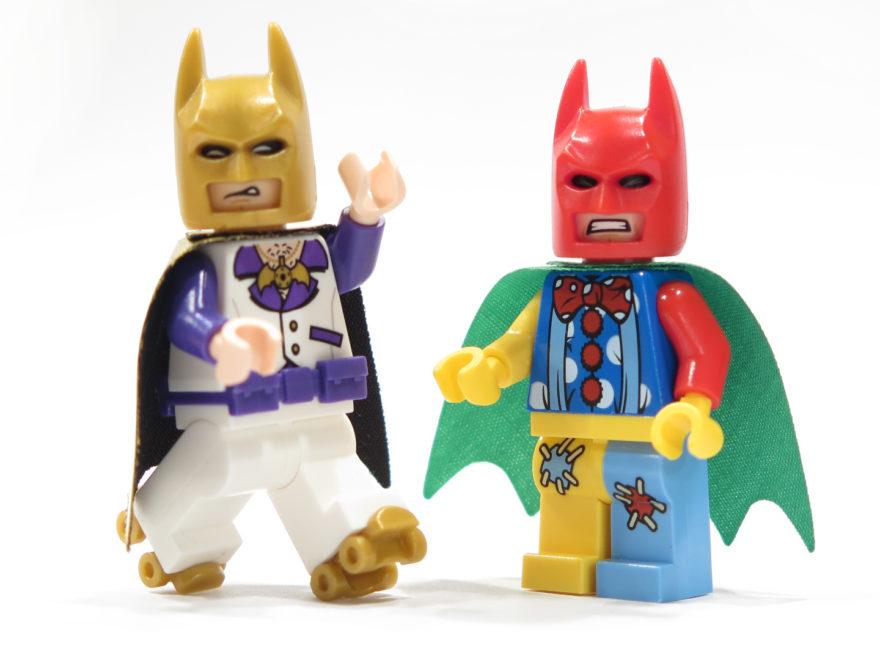 The LEGO Batman Movie Minifiguren   © 2017 Brickzeit