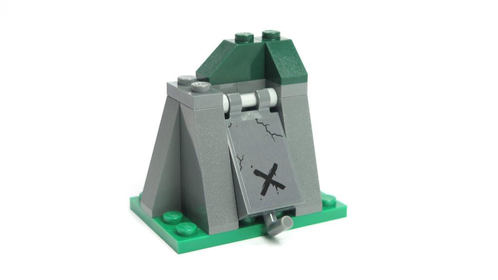 LEGO® City 60170 Offroad-Verfolgungsjagd - Versteck | © 2018 Brickzeit