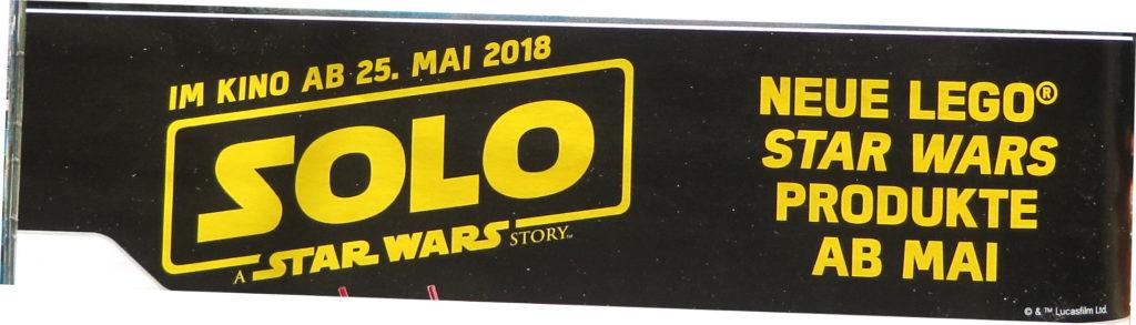 LEGO Katalog Januar bis Juni 2018 - Star Wars | © 2018 Brickzeit