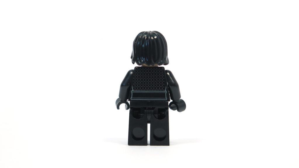 LEGO® Star Wars™ 75179 Kylo Ren's TIE Fighter - Kylo Ren Minifigur - Rückseite | ©2018 Brickzeit