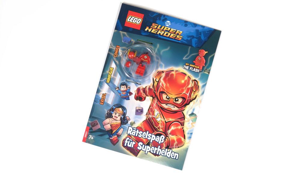 Ameet LEGO DC Comics Super Heroes - Rätselspaß für Superhelden | ©2018 Brickzeit