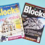Blocks Magazin Ausgabe 40 und 41 - Titelbild | ©2018 Brickzeit