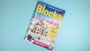 Blocks Magazin Ausgabe 41 - Titelbild | ©2018 Brickzeit