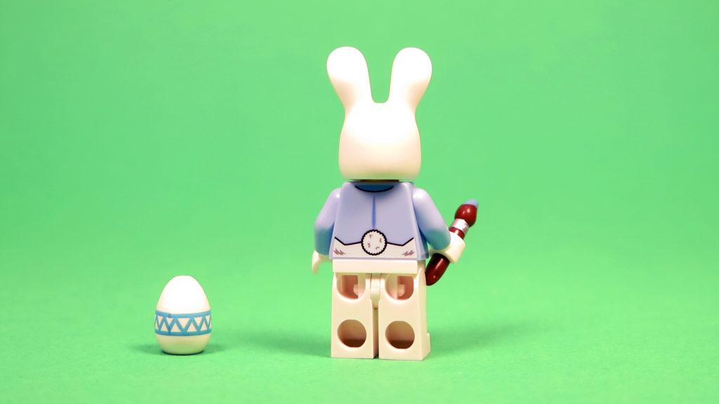 LEGO 5005249 Osterhasenhütte - Osterhase Rückseite | ©2018 Brickzeit