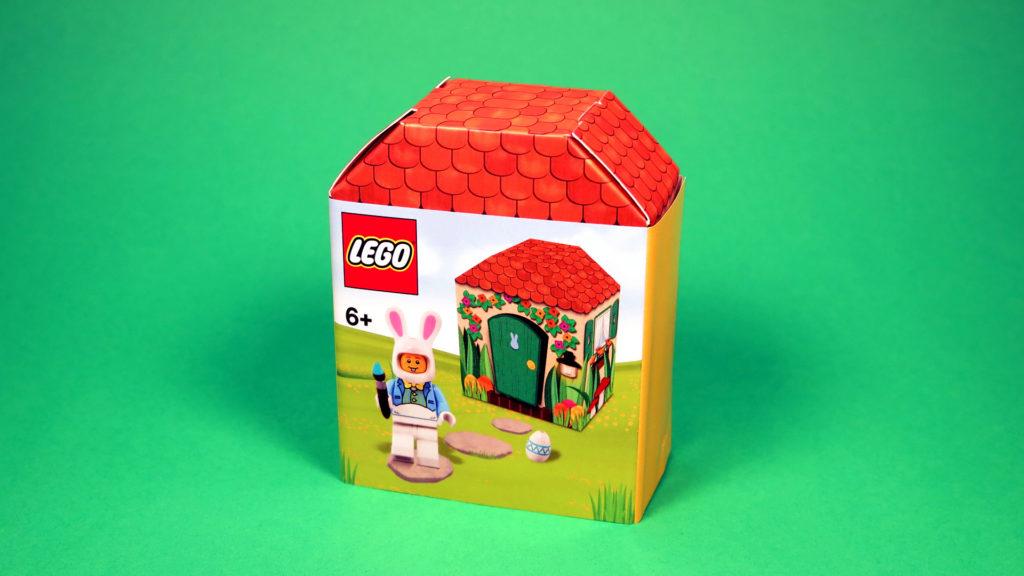 LEGO 5005249 Osterhasenhütte - Set geschlossen | ©2018 Brickzeit