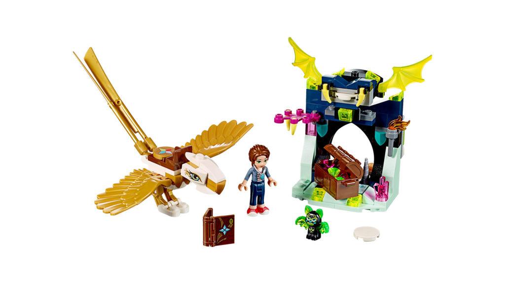 LEGO® Elves 41190 Emily Jones und die Fluch auf dem Adler - Produkt | ©LEGO Gruppe