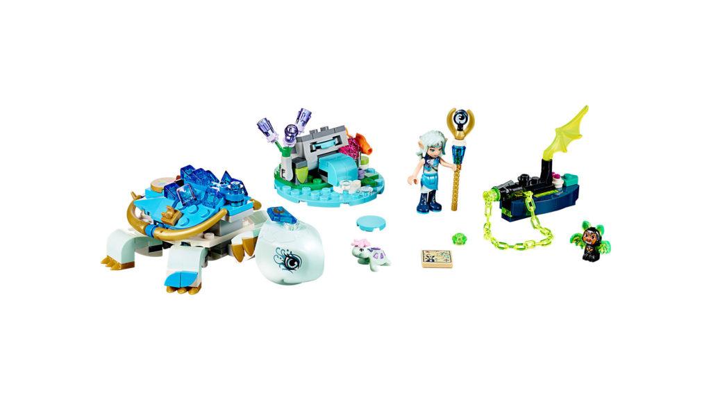 LEGO® Elves 41191 Naida und die Wasserschildkröte - Produkt | ©LEGO Gruppe