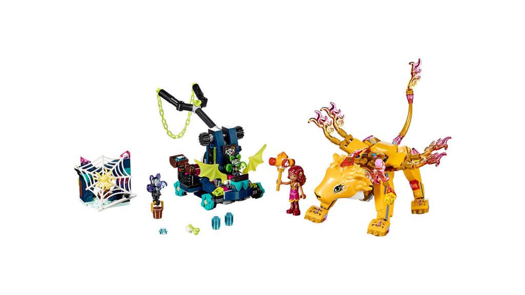 LEGO® Elves 41192 Azari und die Falle für den Feuerlöwen - Produkt | ©LEGO Gruppe