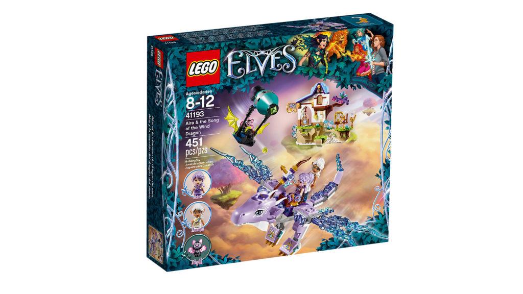 LEGO® Elves 41193 Aira und das Lied des Winddrachen - Packung | ©LEGO Gruppe