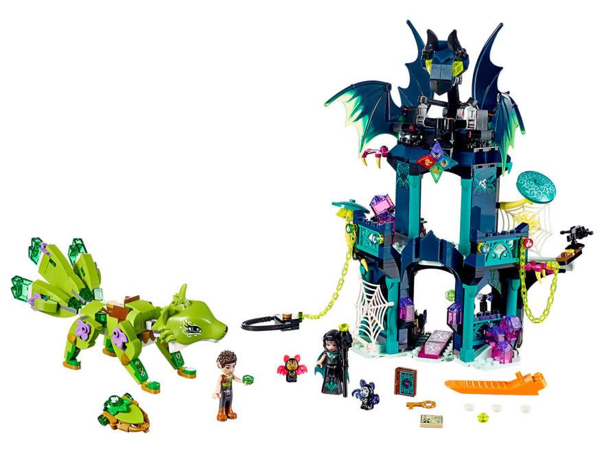 LEGO® Elves 41194 Nocturas Turm und die Rettung des Erdfuchses - Produkt | ©LEGO Gruppe