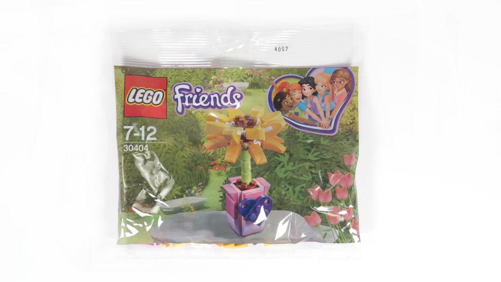 LEGO® Friends 30404 Freundschaftsblume - Polybag | ©2018 Brickzeit