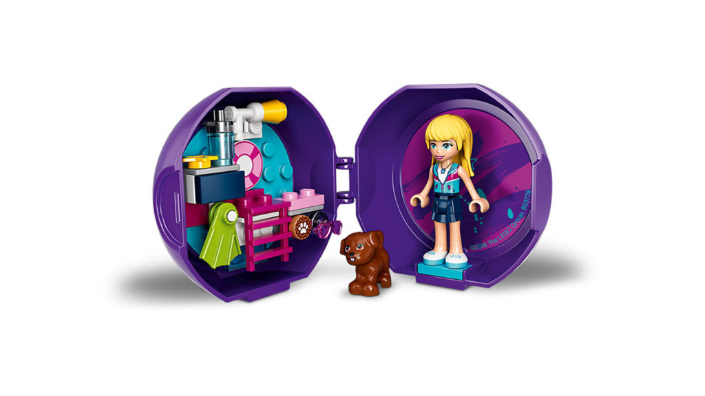LEGO® Friends 853778 Stephanies Pool Pod | ©LEGO Gruppe